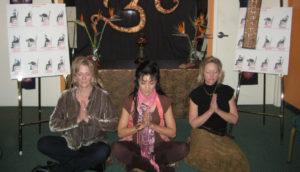 2011 Soraya meditatting
