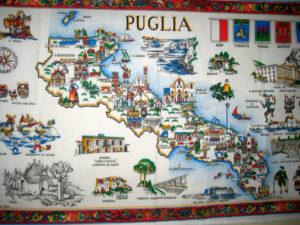 2013 Soraya Italia map
