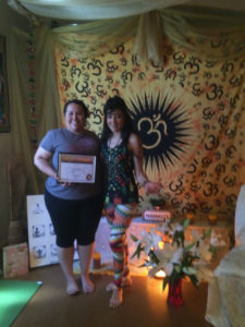 2015 Soraya Certification