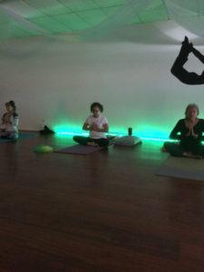 2015 Soraya meditation session