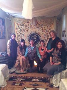 2015 Soraya meeting meditation